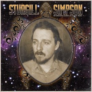 "Album Artwork for ""Metamodern Sounds in Country Music"" by Sturgill Simpson"