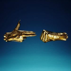 Run the Jewels - Run the Jewels 3 Album Artwork